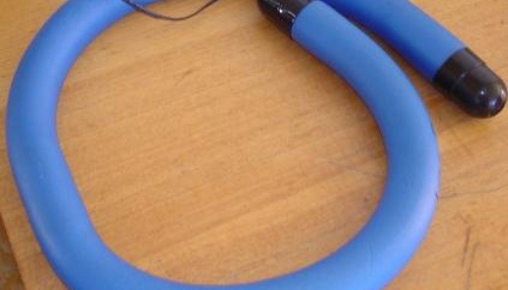SwitchOperatedTubularVibrator